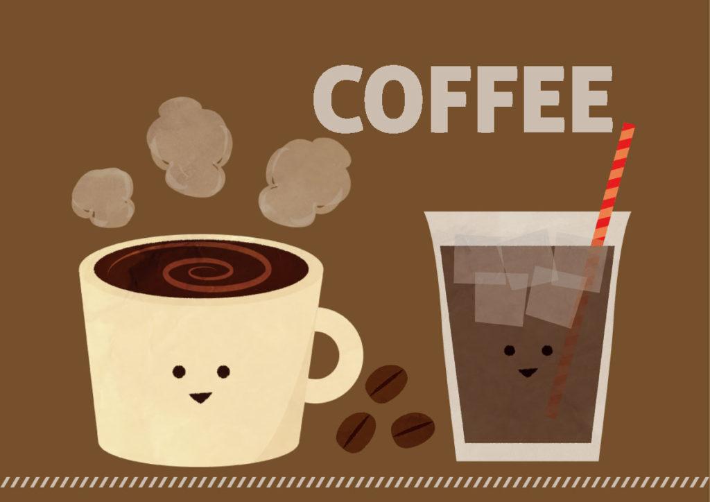 水出しコーヒーとアイスコーヒーの違いでカフェイン量は?
