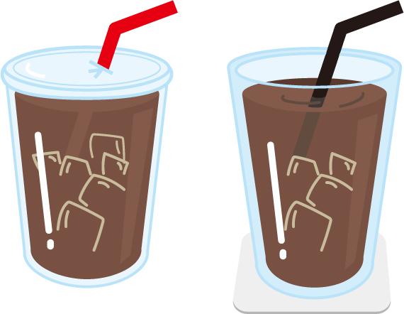 水出しコーヒーとアイスコーヒーの違い